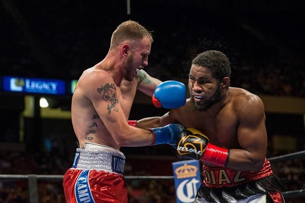 Sammy Vasquez vs Felix Diaz - July 16_ 2016_Fight_Ryan Hafey _ Premier Boxing Champions9