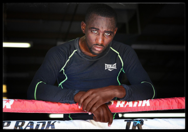 Terence Crawford- Mikey Williams