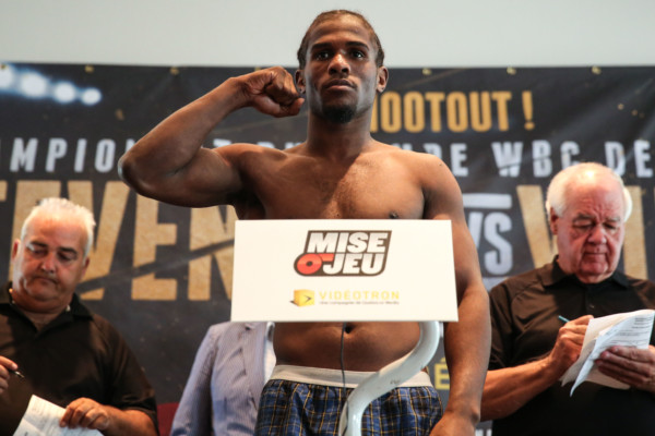 Weigh Ins - PBC on Spike 7.29.16 _07_29_2016_Weigh-in_Dave Nadkarni _ Premier Boxing Champions7