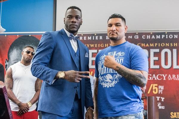 Wilder vs Arreola Final Press Conference - July 16_ 2016_Presser_Jordan Hardy _ Premier Boxing Champions
