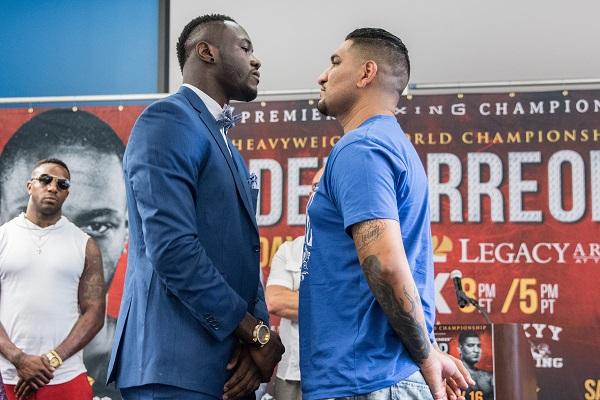 Wilder vs Arreola Final Press Conference - July 16_ 2016_Presser_Jordan Hardy _ Premier Boxing Champions1