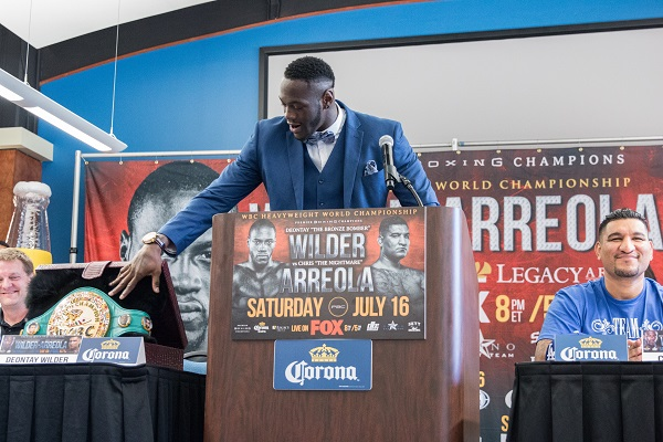 Wilder vs Arreola Final Press Conference - July 16_ 2016_Presser_Jordan Hardy _ Premier Boxing Champions11