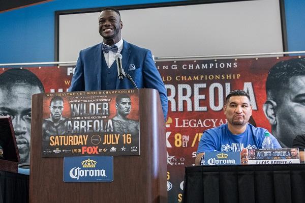 Wilder vs Arreola Final Press Conference - July 16_ 2016_Presser_Jordan Hardy _ Premier Boxing Champions12