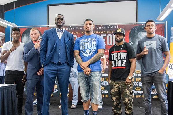 Wilder vs Arreola Final Press Conference - July 16_ 2016_Presser_Jordan Hardy _ Premier Boxing Champions2