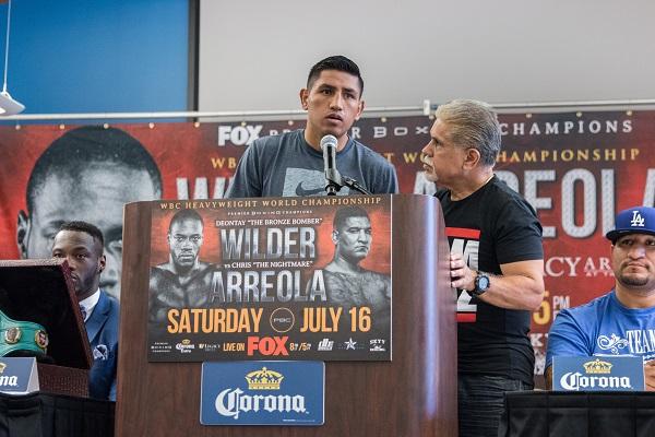 Wilder vs Arreola Final Press Conference - July 16_ 2016_Presser_Jordan Hardy _ Premier Boxing Champions5