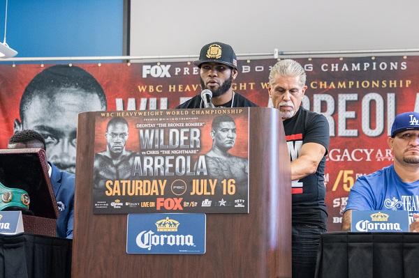 Wilder vs Arreola Final Press Conference - July 16_ 2016_Presser_Jordan Hardy _ Premier Boxing Champions7