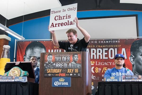 Wilder vs Arreola Final Press Conference - July 16_ 2016_Presser_Jordan Hardy _ Premier Boxing Champions9