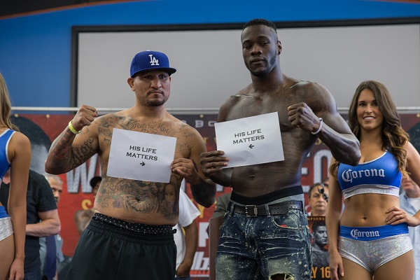 Wilder vs Arreola - Weigh-ins_Weigh-in_Ryan Hafey _ Premier Boxing Champions1