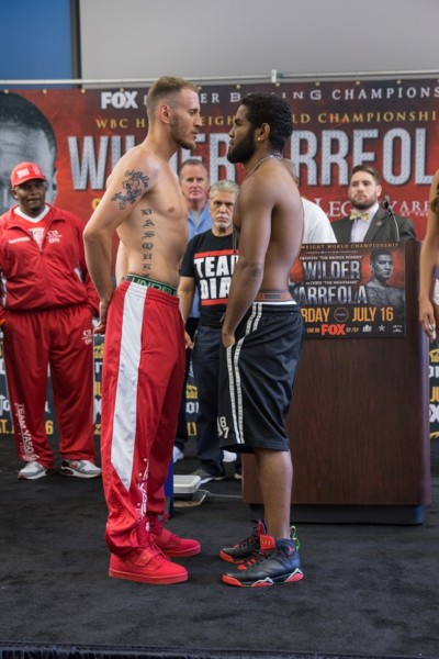 Wilder vs Arreola - Weigh-ins_Weigh-in_Ryan Hafey _ Premier Boxing Champions10