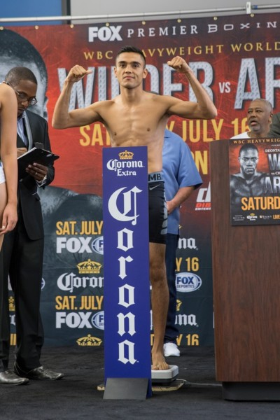 Wilder vs Arreola - Weigh-ins_Weigh-in_Ryan Hafey _ Premier Boxing Champions13