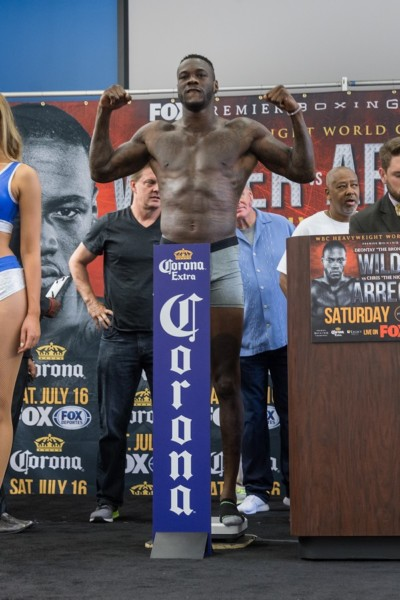 Wilder vs Arreola - Weigh-ins_Weigh-in_Ryan Hafey _ Premier Boxing Champions4