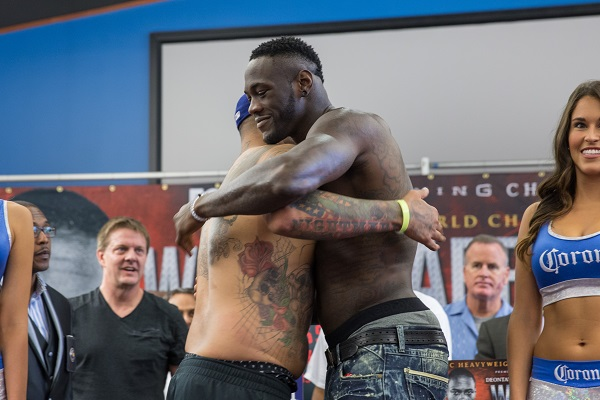 Wilder vs Arreola - Weigh-ins_Weigh-in_Ryan Hafey _ Premier Boxing Champions6
