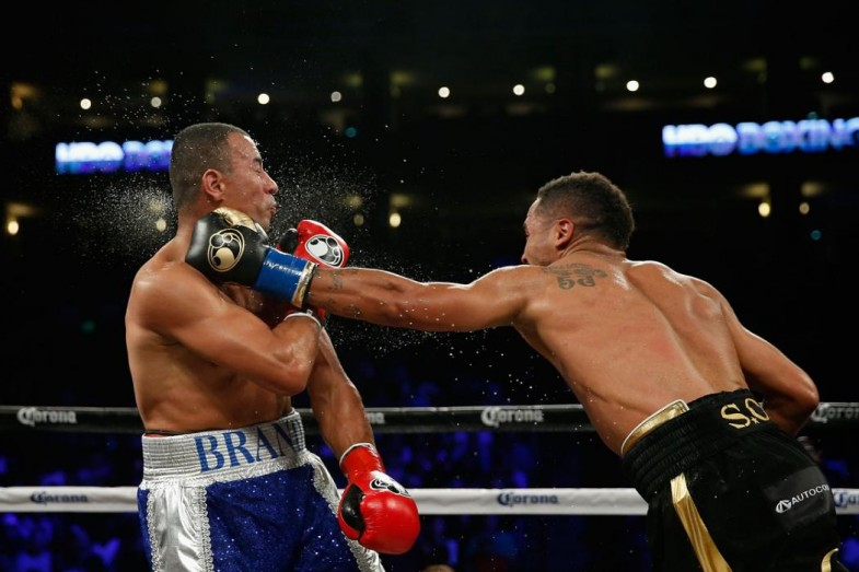 Andre Ward v Alexander Brand Photo by Lachlan Cunningham/Getty Image