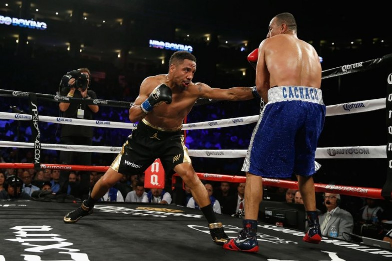 Andre Ward v Alexander Brand Photo by Lachlan Cunningham/Getty Images