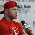 Canelo Alvarez San Diego Media Day Workout Quotes & Photos