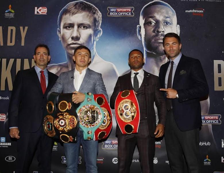Gennady Golovkin vs. Kell Brook - Lawrence Lustig (3)