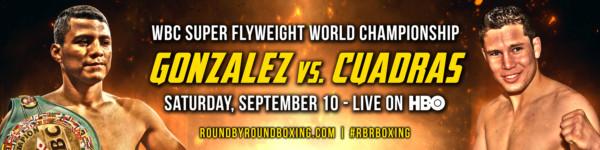 Carlos Cuadras vs. Roman Gonzalez
