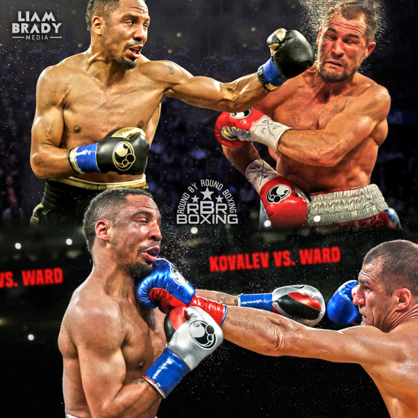 Kovalev vs. Ward