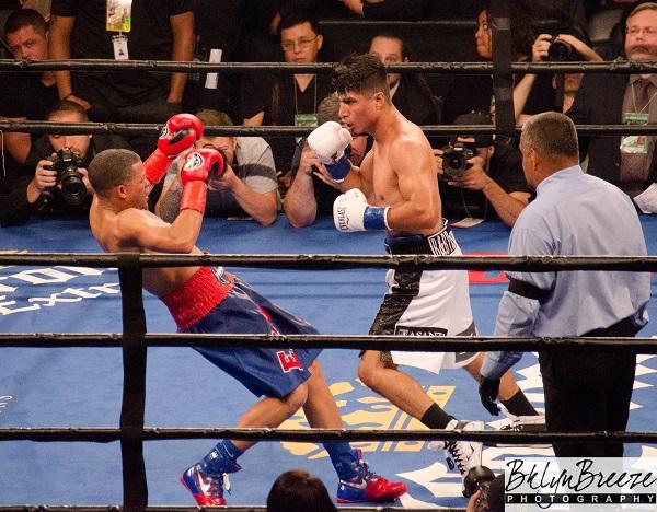 Mikey Garcia vs. Elio Rojas - Brant Wilson RBRBoxing