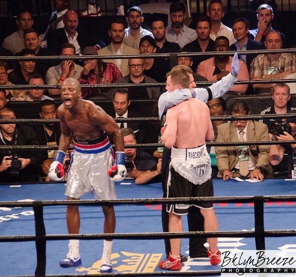 Tony Harrison vs. Sergey Rabchenko - Brant Wilson RBRBoxing