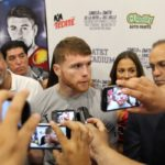 Canelo Alvarez Denies Dodging Golovkin Fight