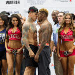 Canelo vs. Smith Undercard Weigh-In Photos, Results & Video