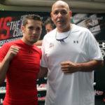 Gonzalez vs. Cuadras: Fight Week Media Workouts