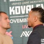 Kovalev vs. Ward: NYC Press Conference Photos & Quotes