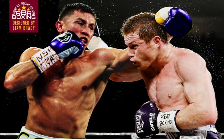 Gennady Golovkin vs. Canelo Alvarez