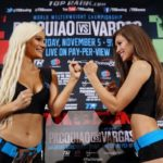TR Knockouts: Pacquiao vs. Vargas Ring Girls [Photos]