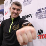 Liam Smith & PPV Undercard Media Workout Photos, Quotes & Videos