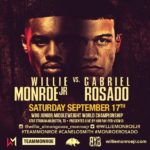 Rosado and Monroe Face Must-Win Battle as War of Words Ensues
