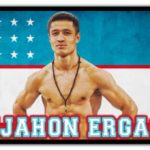 Salita Promotions Signs Junior Welterweight Power Puncher Shoh Ergashev to Promotional Contract