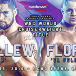 Tony Bellew vs. BJ Flores