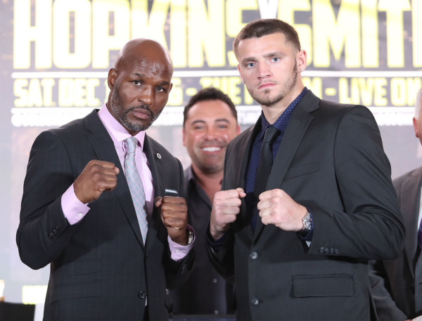 Bernard Hopkins - Joe Smith