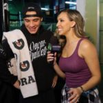 Oscar Valdez and Jessie Magdaleno Media Workout Photos & Quotes