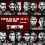 Showtime Sports Announces 7 Marquee Boxing Matches