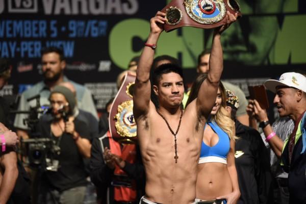Manny Pacquiao vs. Jessie Vargas Julio Sanchez