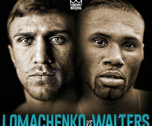 Vasyl Lomachenko vs. Nicholas Walters