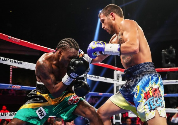 Nicholas Walters explains decision to quit against Vasyl Lomachenko