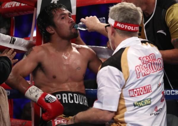 Manny Pacquiao v Jessie Vargas