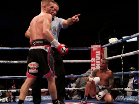 Photo by Mark Robinson/Getty Images Terry Flanagan