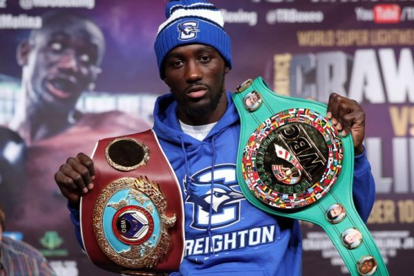Terence Crawford Mikey Williams top rank
