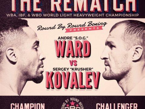 Andre Ward vs. Sergey Kovalev 2