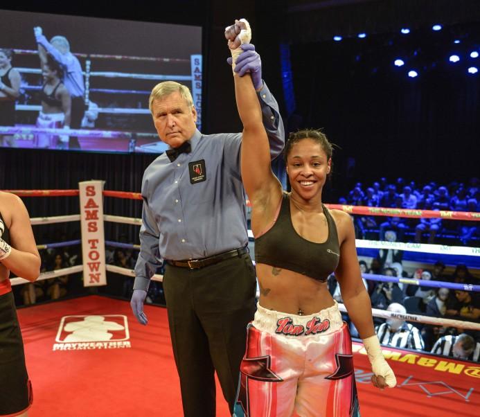 Ashley Theophane Defeats Yakabu Amidu By Unanimous