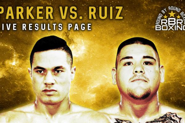 Parker Ruiz Live Results