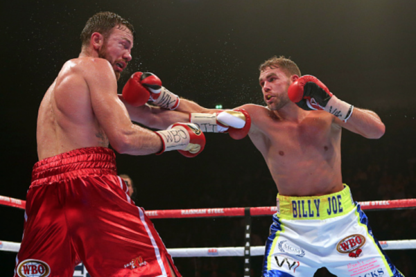 Lee Saunders 2 Photo by Dave Thompson/Getty Images