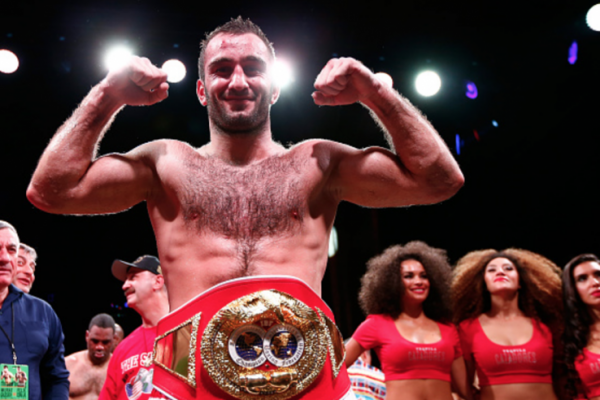 Photo by Rick Schultz Getty Images Murat Gassiev