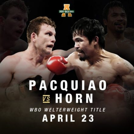 Pacquiao vs. Horn