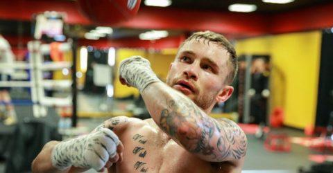 Carl Frampton Training Camp_01_28_2017_Training camp_Ryan Greene _ Premier Boxing Champions1